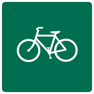D11-1a-Bicycles Permitted - Municipal Supply & Sign Co.