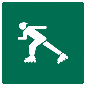 D11-3-Skaters Permitted - Municipal Supply & Sign Co.