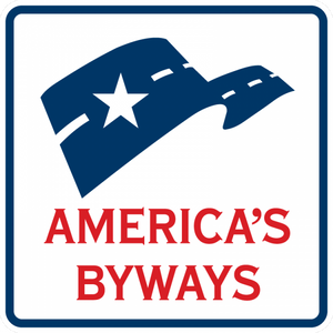 D6-4-National Scenic Byways Sign