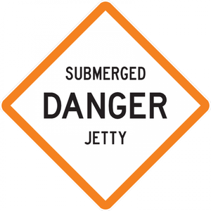 Danger Sign - Municipal Supply & Sign Co.