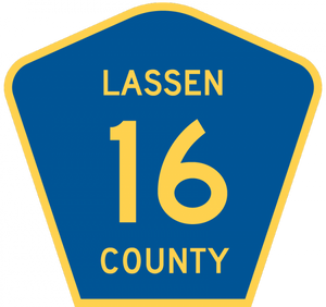 M1-6-County Route Sign (1, 2, or 3 digits) - Municipal Supply & Sign Co.