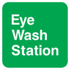 Eye Wash Station Sign - Municipal Supply & Sign Co.