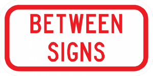 PS-6-Between Signs - Municipal Supply & Sign Co.