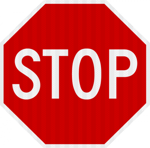 R1-1-Stop Sign - Municipal Supply & Sign Co.