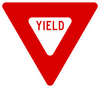 R1-2-Yield sign - Municipal Supply & Sign Co.