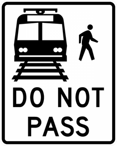 Light Rail Do Not Pass