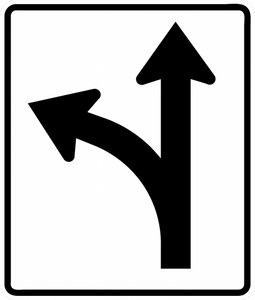 R3-6-Optional Movement Lane Control Sign