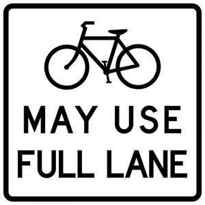 R4-11-Bicycles May Use Full Lane