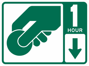 R7-20-Fee Station Sign - Municipal Supply & Sign Co.