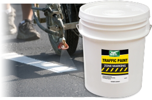 Traffic Paint - Municipal Supply & Sign Co.