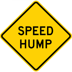 17-1-Speed Hump