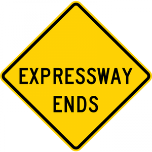 W19-4-Expressway Ends - Municipal Supply & Sign Co.