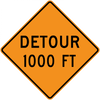 CW20-2-Detour (with distance) - Municipal Supply & Sign Co.