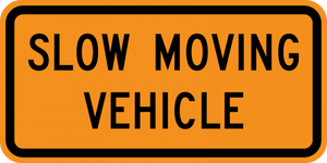 CW23-1-Slow Traffic Ahead - Municipal Supply & Sign Co.