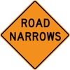 CW5-1-Road Narrows - Municipal Supply & Sign Co.