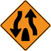 CW6-2-Divided Highway Ends - Municipal Supply & Sign Co.