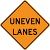 CW8-11-Uneven Lanes - Municipal Supply & Sign Co.