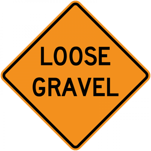CW8-7-Loose Gravel - Municipal Supply & Sign Co.