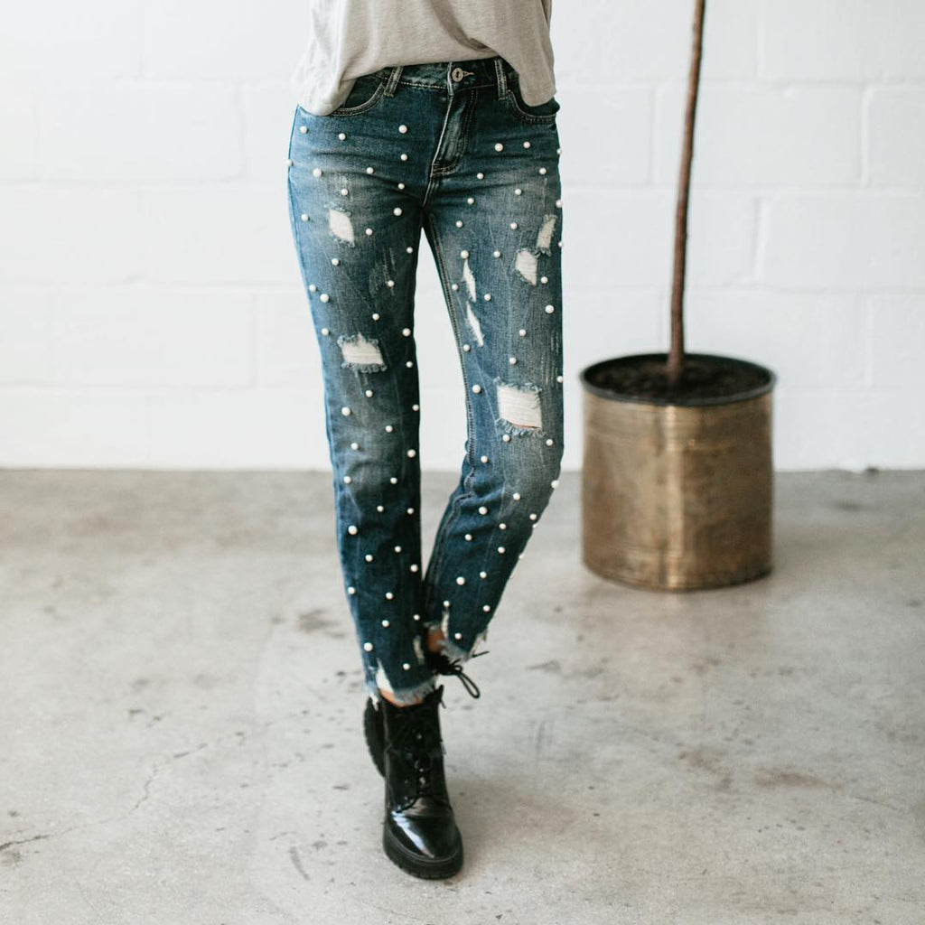 The Pearl Denim