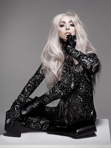 LADY GAGA VANITY FAIR PHOTOSHOOT