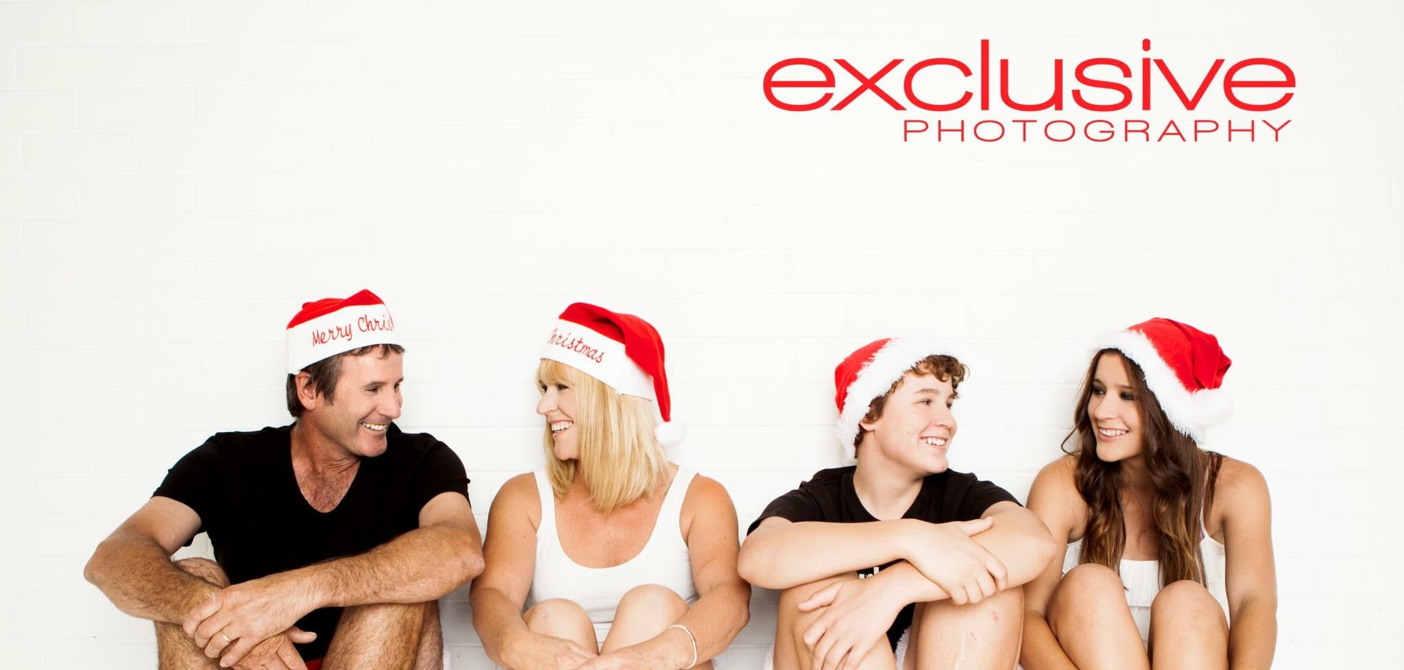 Family Christmas Photoshoot Exclusive Photography Melbourne