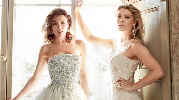 "DANNI MINOGUE & NATALIE BASSINGTHWAIGHTE'S ""WHO"" PHOTOSHOOT"