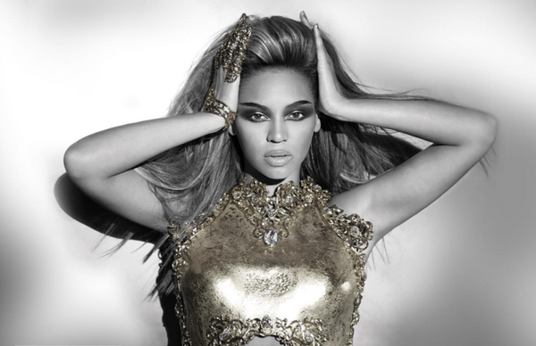 BEYONCE L'UOMO VOGUE GLAMOUR PHOTOSHOOT