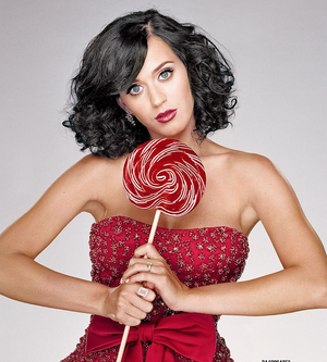 KATY PERRY GQ PHOTOSHOOT