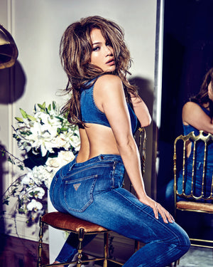 JENNIFER LOPEZ GUESS PHOTOSHOOT