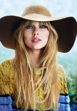 TAYLOR SWIFT VOGUE PHOTOSHOOT