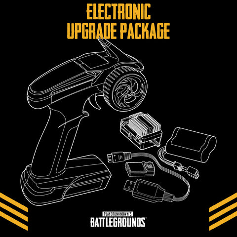 PUBG Vehicle Electronic Upgrade Package