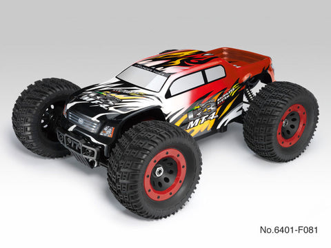 Thunder Tiger RC Car Monster Truck MT4-G3 Brushless