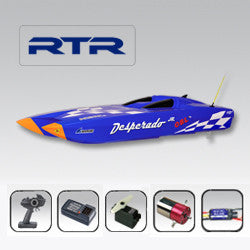 Desperado Jr Obl Rtr Catamaran Speed Boat 5126 F11 Free Shipping To Usa