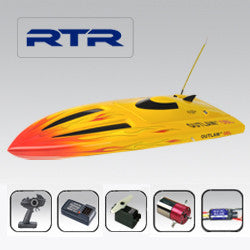 Outlaw JR OBL 2.4G RTR Boat 5123-F (Free shipping to USA)