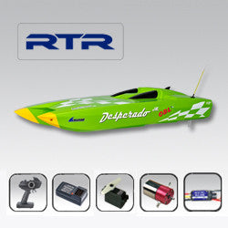 Desperado Jr. RTR Catamaran Speed Boat