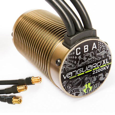 AX31092 Vanguard XL 2200KV Brushless Motor