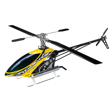Thunder Tiger RC Helicoptor Raptor 90 G4 Nitro Kit 4893-K10