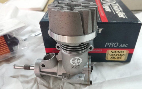 Car Engine Parts ABC-R/C High Performance Model Engine PRO-21B(P) 9421