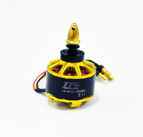 Thunder Tiger Parts Motor (scorpion M-3014-450KV BQ7087