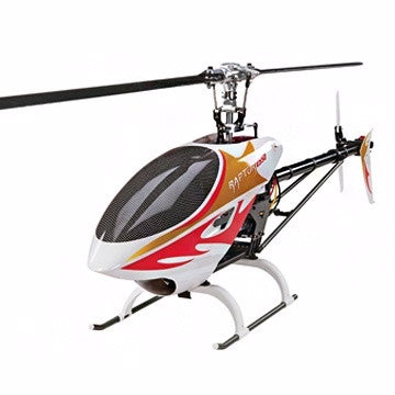 Thunder Tiger RC Helico Raptor E550 Without Ace RC GT5.2 4732-A14