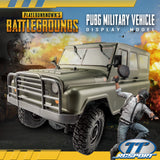 PUBG RTR PUBG Military Vehicle Display 1/12