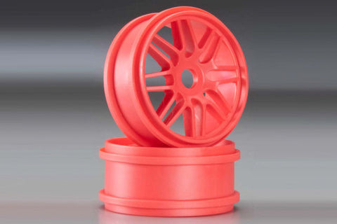 EB-4 G3 Buggy Parts Wheel Multi-Spoke Pink PD1981-P