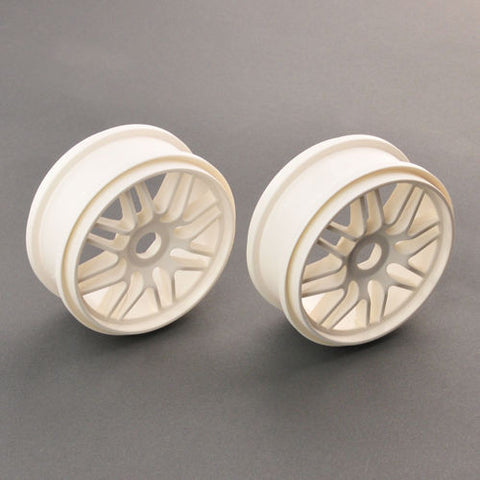 EB-4 G3 Buggy Parts Wheel Multi-Spoke White PD1981-W