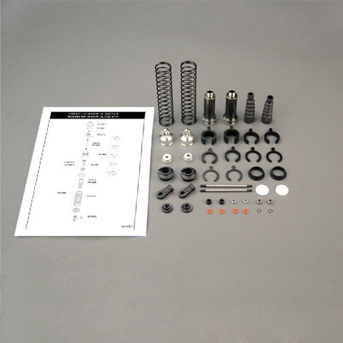 K-Rock/MT-4 G3 Truck Parts Shock Set Rear PD2383