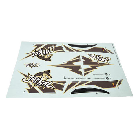 Jackal Parts Jackal Decal Sheet PD35007KS