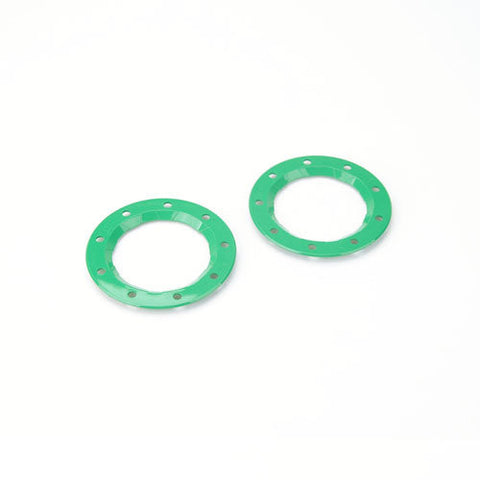 e-MTA Parts Beadlock Ring Green Monster Truck PD8322