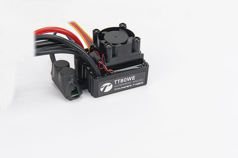 Jackal Parts Brushless Esc, Waterproof With Cooling Fan PD90401KS