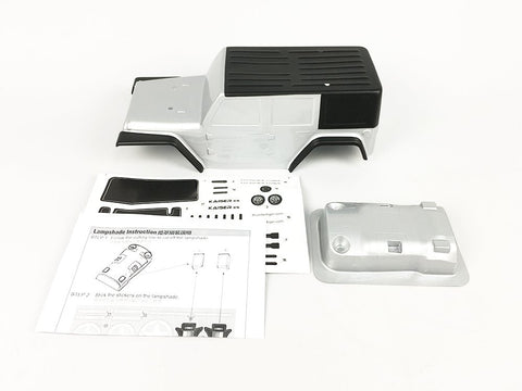 KAISER XS Parts Pre-Painted Body Silver PD90414S1