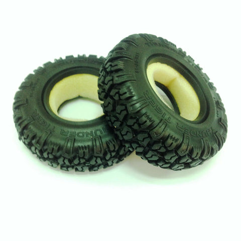 Scale Tire Set, PD90598S1