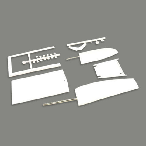 KEEL/RUDDER PARTS FOR 5556 VICTORIA, PJ1029